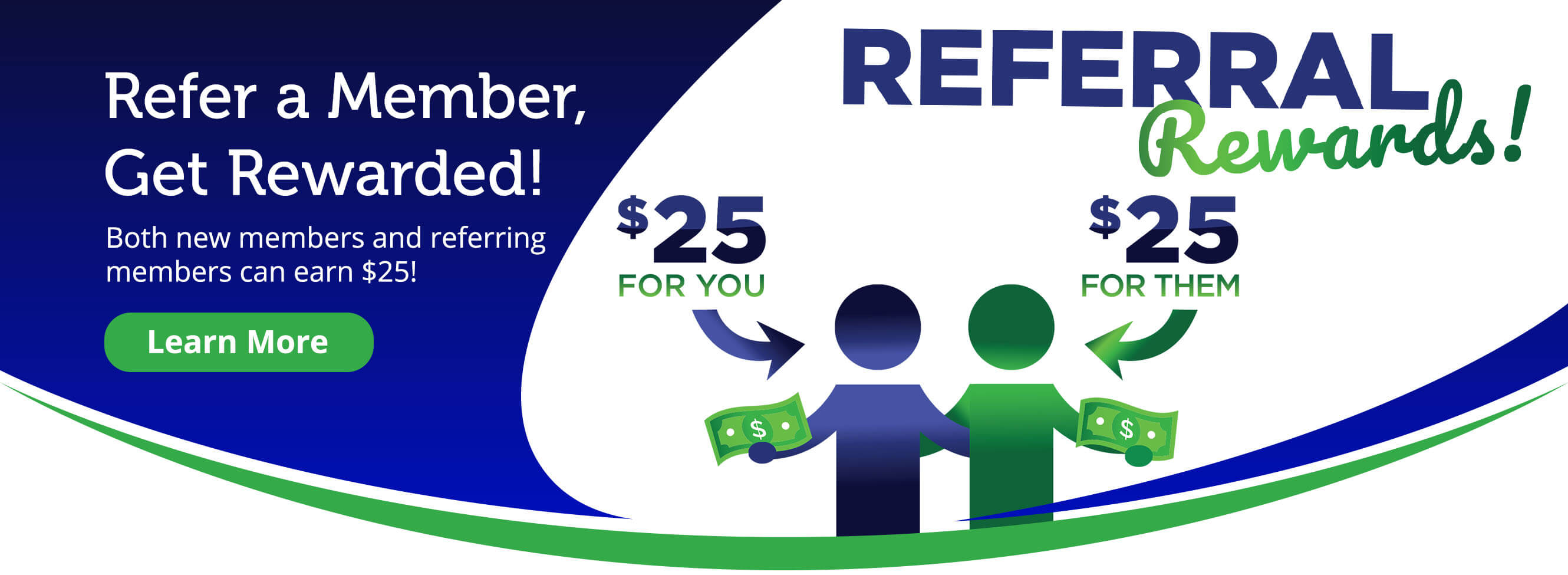 Refer a member to GECU!