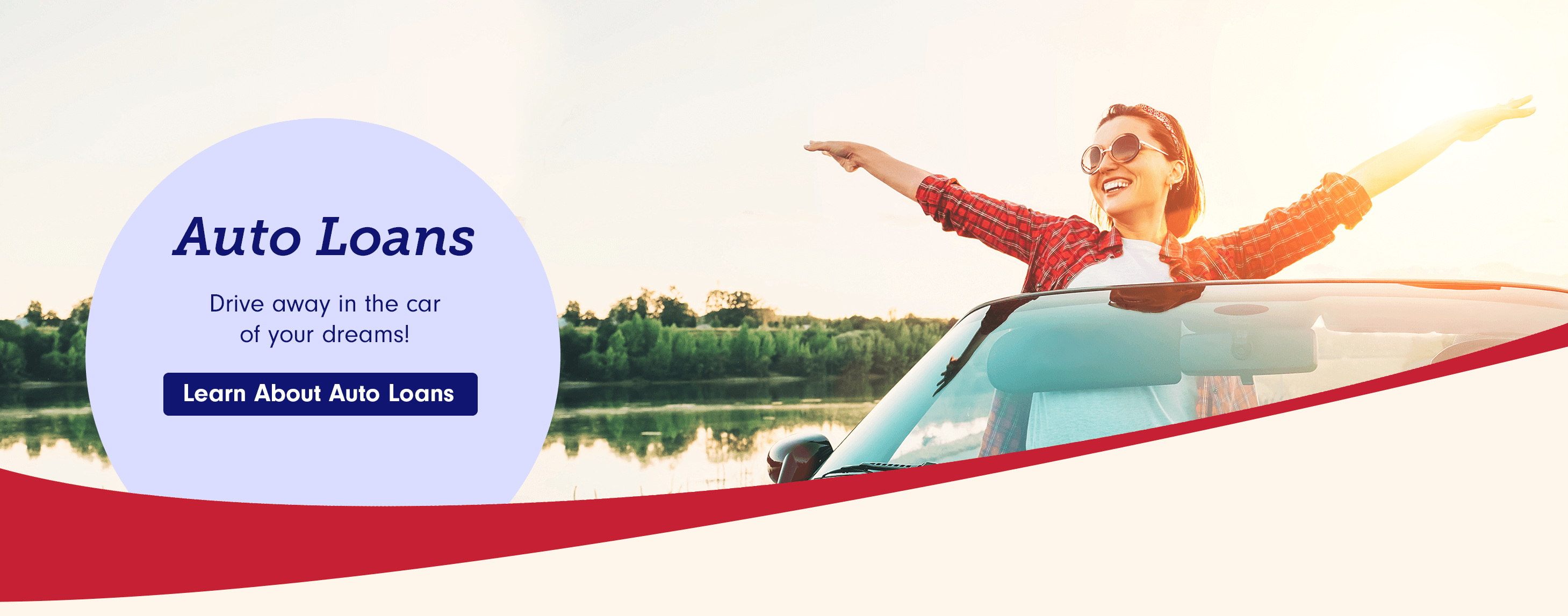 Auto Loans  Drive away in the car of your dreams! Learn about auto loans