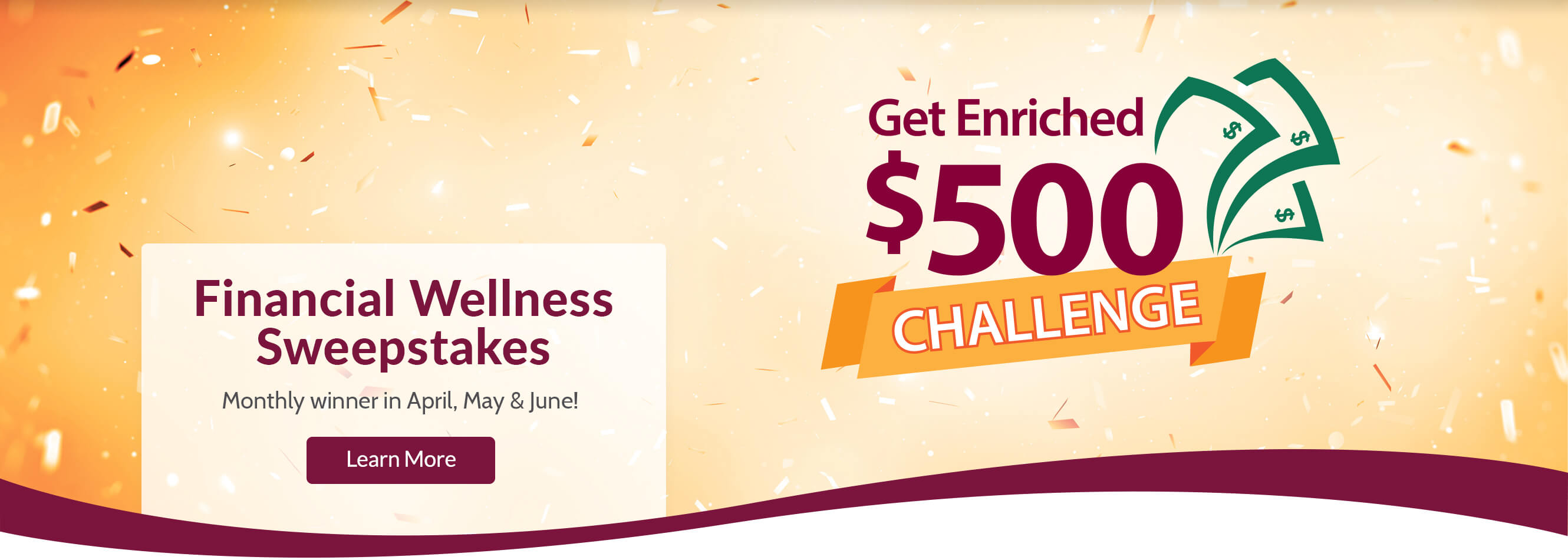 Get Enriched Sweepstakes